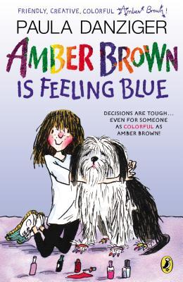 Amber Brown Is Feeling Blue By Danziger, Paula/ Ross, Tony (ILT)